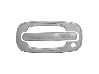 Bully Stainless Steel Handle Trim Ki 04 Up Chevy Silverado (333303 Door Handle Cover Mirror Polished T 304 Stainless Steel SDK 106