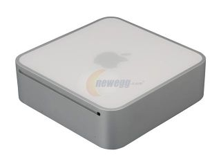 Apple Mac mini MB464LL/A R Desktop Core 2 Duo 2.0GHz 2GB DDR3 320GB HDD Capacity Mac OS X v10.5 Leopard