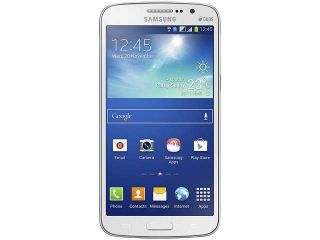 Samsung Galaxy Grand 2 Duos G7102 White 3G Quad Core 1.2GHz Unlocked GSM Dual SIM Cell Phone