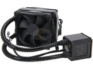 Cooler Master Eisberg 240L Prestige – High Performance All In One CPU Liquid Water Cooling System with 240mm Copper Radiator