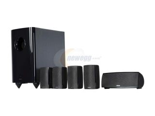 ONKYO SKS HT690 5.1 Channel Home Audio Speaker System