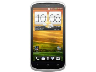 HTC One VX White 3G 4G LTE Dual Core 1.2GHz AT&T Unlocked GSM Android Cell Phone