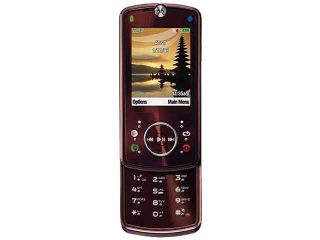 Motorola Z9 Red 3G Unlocked GSM 3G Flip Cell Phone