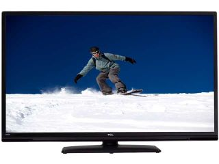 "Refurbished TCL 50"" 1080p Clear Motion Index 120Hz LED LCD HDTV   LE50FHDE3010T"