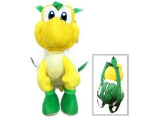 Super Mario Koopa Troopa Plush Backpack   13""