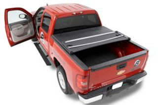 2015, 2016 Chevy Colorado Folding Tonneau Covers   Bestop 16219 01   Bestop EZ Fold Tonneau Cover